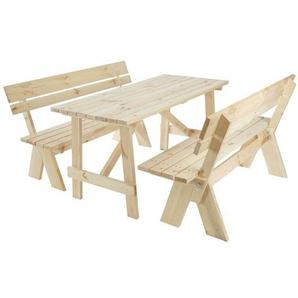 4-Sitzer Gartengarnitur Dorn