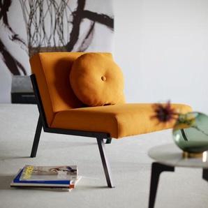 INNOVATION Sessel ,gelb ,Stoff