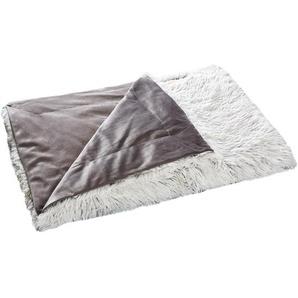 Schlafdecke Superflausch (grau)