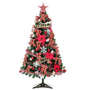 120cm hoher künstlicher PVC-Weihnachtsbaum, verschlüsseltes Weihnachtsbaumpaket, Weihnachtsdekorationen, kleiden oben Baum an