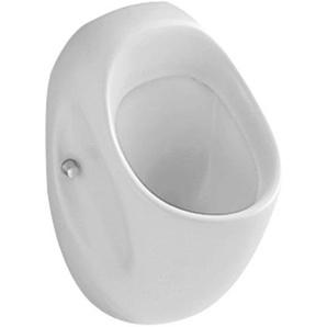 Villeroy & Boch O.novo Absaug Urinal vorne rund Zulauf verdeckt weiß