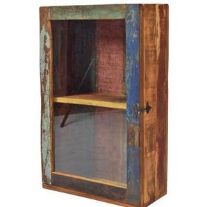Hängeschrank Medizinschrank recyceltes Holz