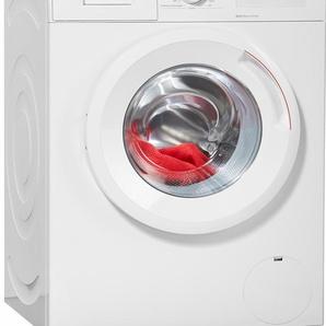 BOSCH Waschmaschine Serie 4 WAN28020, Fassungsvermögen: 6 kg, weiß, Energieeffizienzklasse: A+++