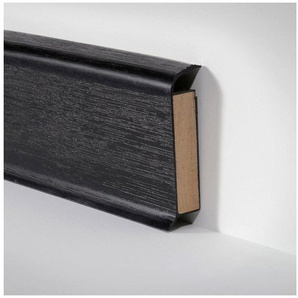 BODENMEISTER Sockelleiste »EP-60/13«, praktisches 2er-Pack, Höhe 6 cm