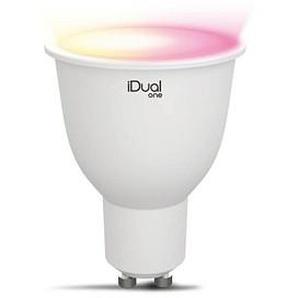 iDual LED-Lampe one  GU10 6,5 W matt