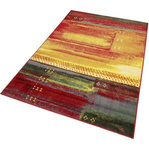 Oriental Weavers Teppich »Tuana«, 67x120 cm, 8 mm Gesamthöhe, rot