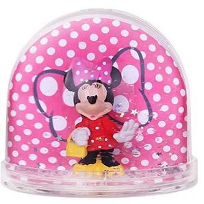 Trousselier–Minnie–Disney–Schneekugel–Tür Foto
