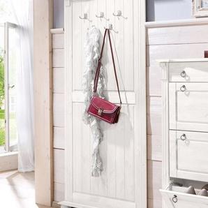 Home affaire Garderobenpaneel »Florenz«, weiß