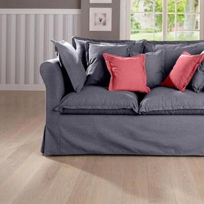 Home affaire 2-Sitzer »Luise«, wahlweise mit Bettfunktion, grau