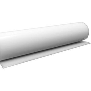 timalo Küchenfolie Hochglanz Weiß, Möbelfolie, Klebefolie für Möbel, Türen Selbstklebende Folie Küche, Meterware (1 Meter x 0.63 Meter)
