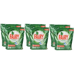 Fairy All-in-One Regular: 6 (504 Tabletten)