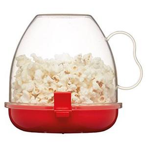 Kitchen Craft Popcorn-Maschine, für die Mikrowelle, 1,1°l