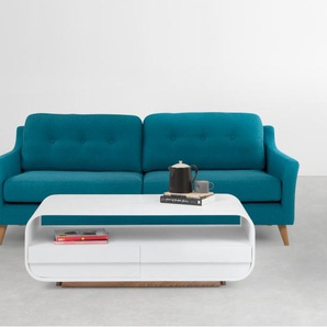 Rufus 3-Sitzer Sofa, Himmelblau