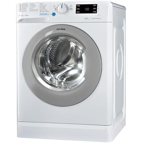 Privileg Waschmaschine »PWF X 843 S«, A+++ Energieeffizienz, 8 kg Füllmenge, 177 kWh/Jahr