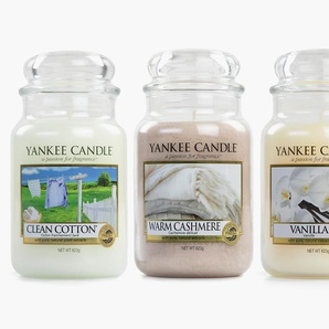 4er-Set Yankee Candle: Set 3