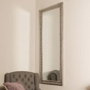 My Flair Spiegel 60 x 150 cm mit Rahmen silberfarben 109042