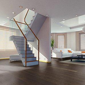 Hochwertiger Handgefertigter Parkettboden / Fertigparkett / Parkettboden Elegance - Eiche Landhausdiele geölt - gebürstet - Natur (Havanna) - 79,90 € pro m²