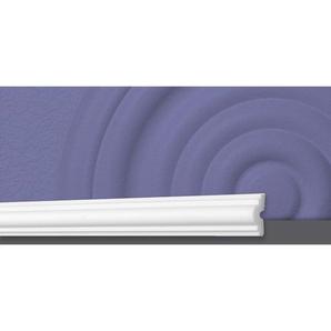 Decosa Flachprofil Melissa, weiss, 25 mm Laenge 2 m - 37 Stueck - DECOSA®