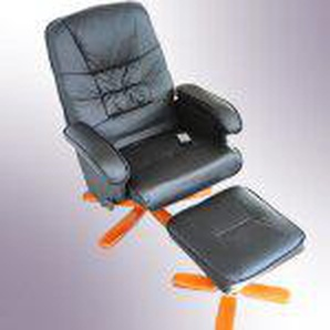 Massagesessel Relaxpro mit Fußhocker