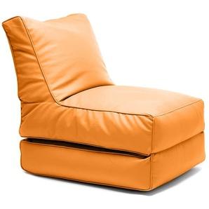 SittingBull® Flex Sitzsack-Liege Mandarin
