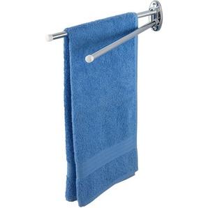 WENKO Handtuchhalter Basic mit 2 Armen
