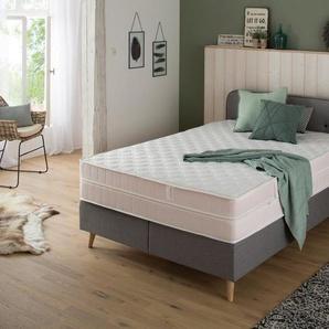 Komfortschaummatratze »Airy Form Luxus«, DI QUATTRO, 29 cm hoch, (1-tlg), Luxus für Jedermann, extra hoch und komfortabel, Schnäppchenpreis, 1x 90x200 cm