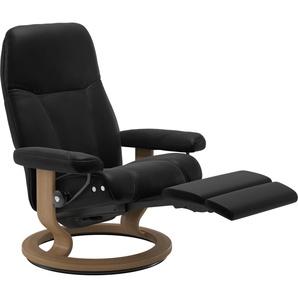 Stressless® Relax-Sessel »Consul«, schwarz