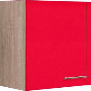 OPTIFIT Hängeschrank »Korfu«, Breite 100 cm, rot