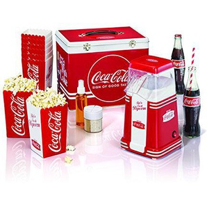 Siméo CC650Popcornmaschine, Coca mit Kit