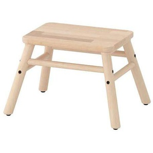 Ikea VILTO Badezimmerhocker aus Birke