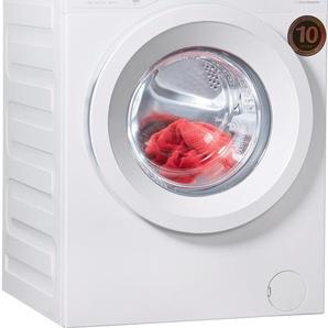 BEKO Waschmaschine WMB 71643 PTS, Fassungsvermögen: 7 kg, weiß, Energieeffizienzklasse: A+++