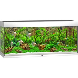 Juwel Aquarium-Set Rio LED Weiß 240 l