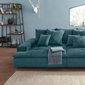 Nova Via Big Sofa, grün, hoher Sitzkomfort