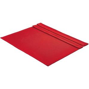 Tischdecke ca. 135 x 220 Textil Rot 135/220 cm: Tischdecke ca. 135 x 220 Textil Rot 135/220 cm