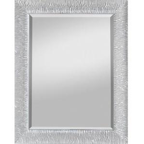 Rahmenspiegel ZARA Silber ca. 55 x 70 cm