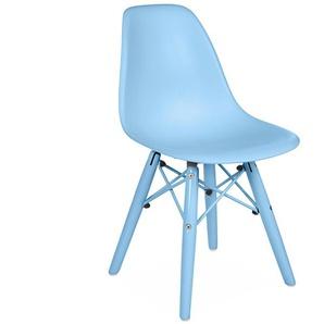 Kinder Stuhl DSW Color - Blau