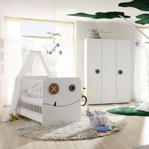 now! by hülsta Babyzimmer-Komplettset »now! minimo«
