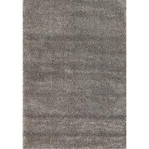 Hochflorteppich LIFESTYLE Grau 60 x 120 cm