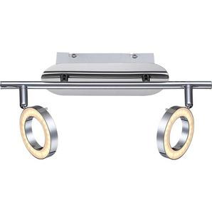 Globo LED-Spot ORELL Chrom EEK: A