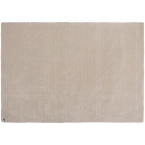 Tom Tailor Handtuft-Teppich  Powder ¦ beige ¦ 100 % Polyester ¦ Maße (cm): B: 140 Teppiche  Auslegware » Höffner