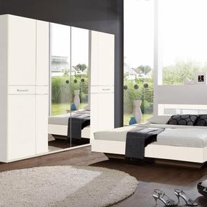 Wimex  Schlafzimmer-Set  »Petra/Pamela«, Schrankbreite 225 cm, weiß