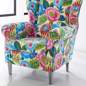 INOSIGN Sessel, bunt, Struktur
