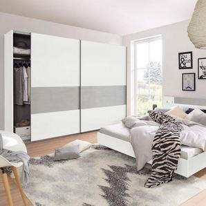 Wimex Schlafzimmer-Set »Angie«, (Set, 4-tlg), weiß