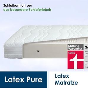 Diamona Latex Pure Latexmatratzen 140x200 cm H2