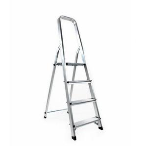 Solid II | 4 Stufen - Klappleiter