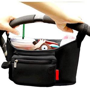 The Best Kingdom Buggy und Kinderwagen Organizer, Organizer mit Abnehmbarem Reißverschluss Tasche Tasche für Alle Kleinkind Oder Baby Buggy