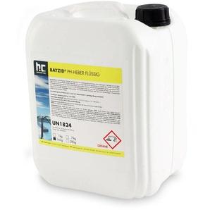 2 x 14 Kg BAYZID® pH Plus flüssig für Pools in Kanistern - HöFER CHEMIE