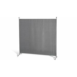 Grasekamp Stellwand 180 x 180 cm Grau