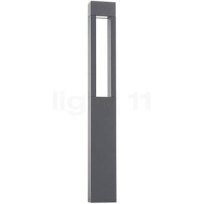 Bega 77265/77266 - Pollerleuchte LED, graphit mit Erdstück - 77265K3