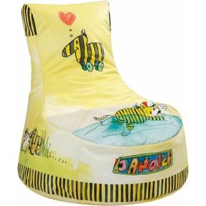 Sitting Point Sitzsack »Sitzsack LittleSwing JANOSCH« offizielles Lizenzprodukt